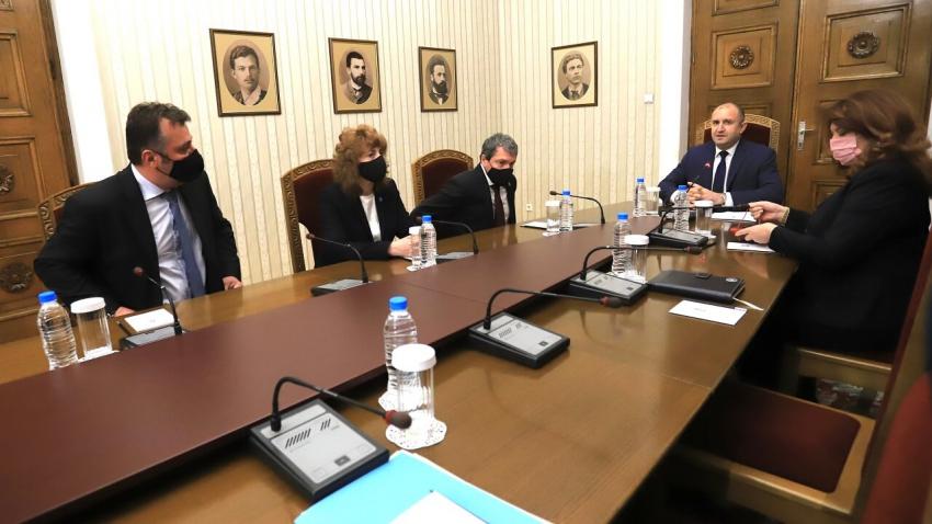 Президентът проведе днес консултациите за съставяне на правителство /ВИДЕО/