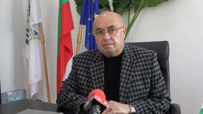 Кметът на Сливо поле Валентин Атанасов с приветствие по случай Деня на българската община
