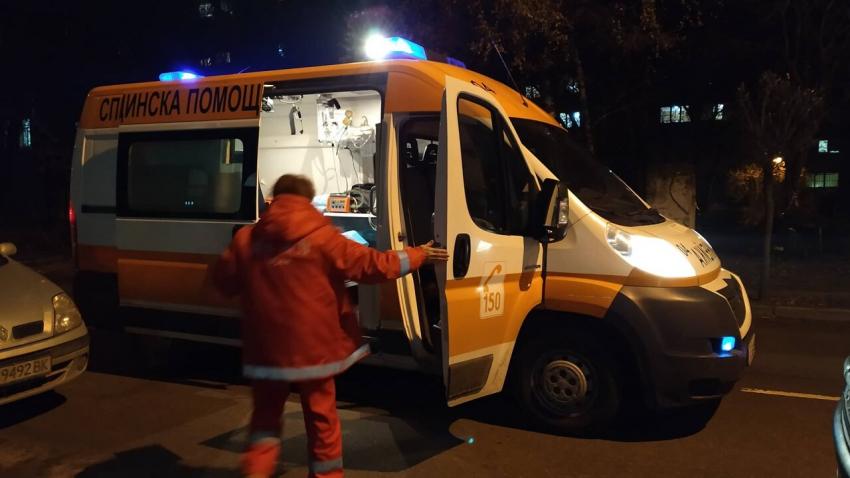Пешеходка пострада след пътен инцидент в Търговище
