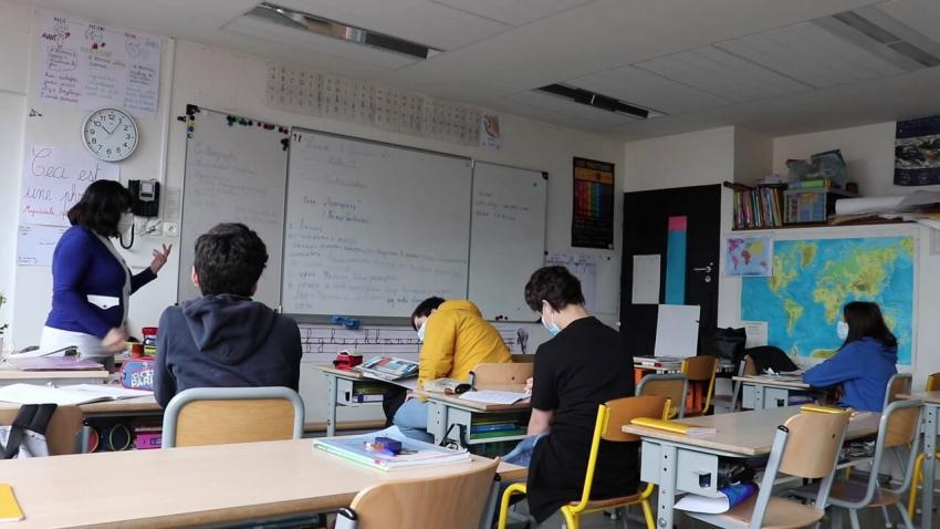 Българското училище в Париж - частица от родината ни в чужбина /ВИДЕО/