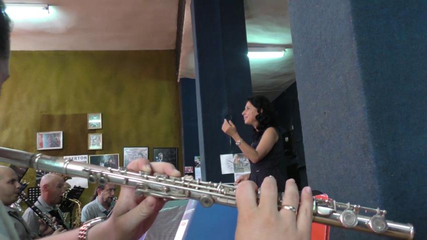 Новият творчески ръководител на Духовия оркестър в Търговище започна работа /ВИДЕО/