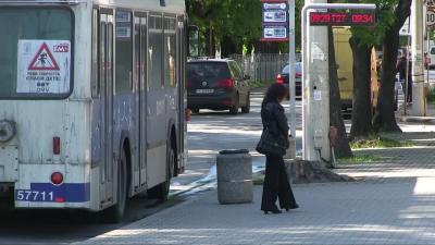 ВМРО ще подкрепи идеята на Община Русе за 100% общински градски транспорт /ВИДЕО/