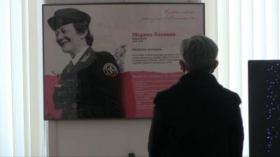 """Откриха три изложби на тема """"Значими жени в историята: от Прага през Братислава до Русе"""" /ВИДЕО/"""