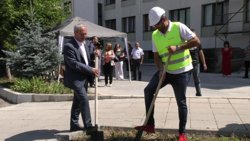 Започва изграждането на нова социална инфраструктура в Търговище /ВИДЕО/