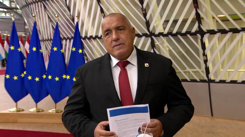 Борисов: Общоевропейският план за действие срещу COVID-19 закъсня /ВИДЕО/