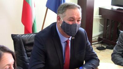 Областният управител на Разград отчете свършеното през мандата /ВИДЕО/