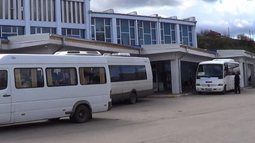 Фалшив сигнал за бомба на Автогарата вдигна на крак полицията в Разград