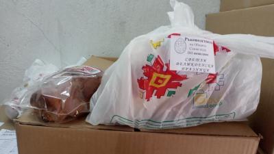 Ръководството на Община Сливо поле раздаде 3500 козунака