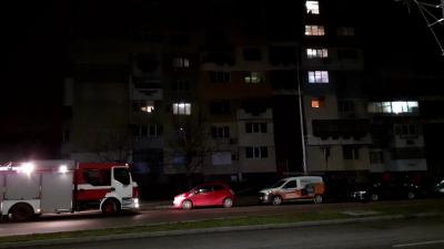 Възрастен мъж загина след пожар в апартамент в Русе