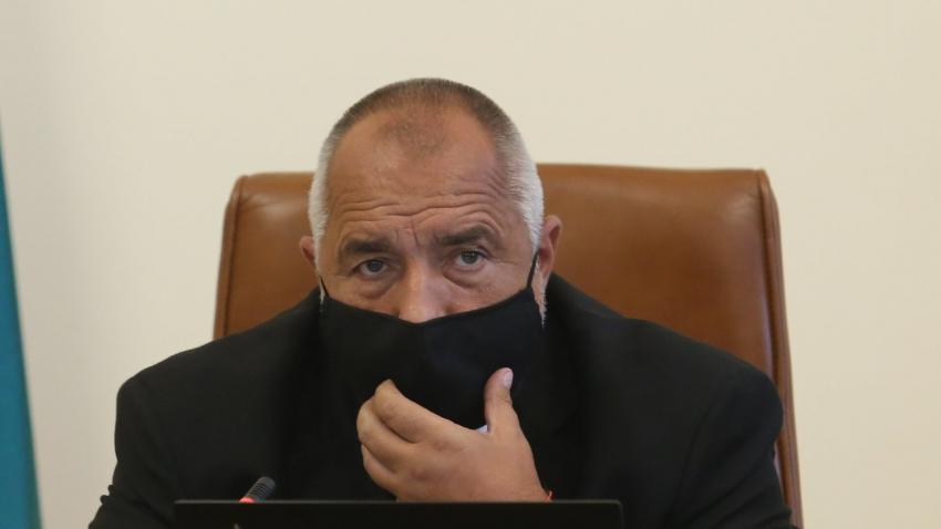 Борисов: В заповедта за маските на открито да има всеки детайл /ВИДЕО/