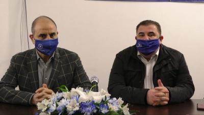 Цветан Цветанов посети Търговище, представи приоритетите на партията си /ВИДЕО/