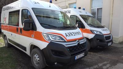 Мотоциклетист пострада леко при катастрофа на пътя Русе - Бяла