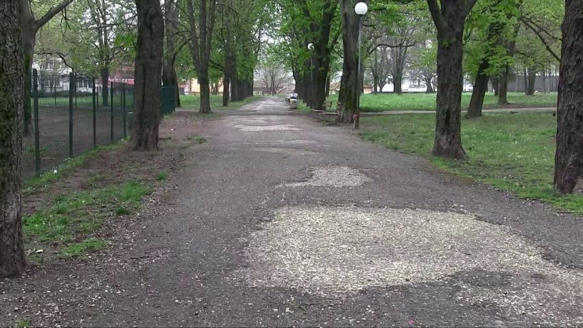 До началото на юни започва благоустройството на Парка на Възрожденците в Русе /ВИДЕО/