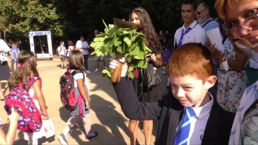 Започва кандидатстването за прием в първи клас в общинските училища в Търговище /ВИДЕО/