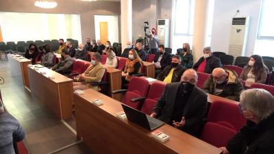 Общинският съвет в Търговище прие допълнителните мерки за подкрепа за бизнеса /ВИДЕО/
