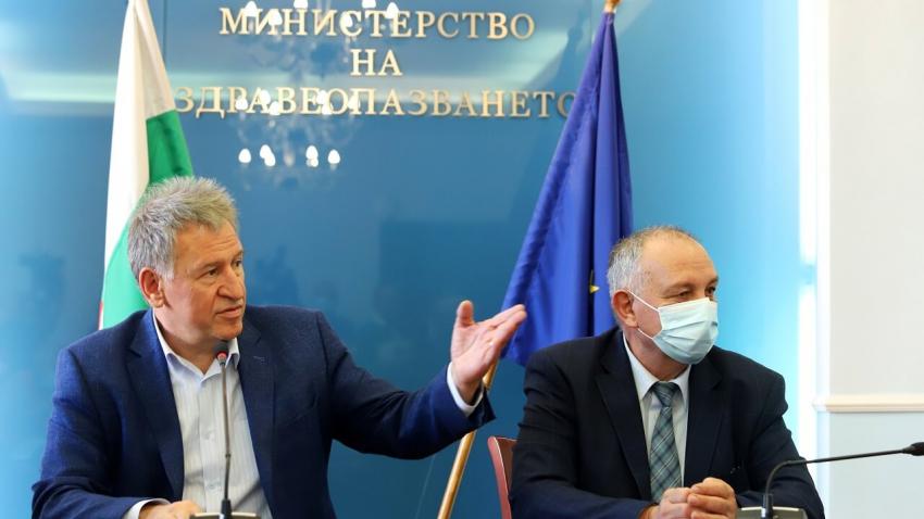 ВИДЕО: Служебният здравен министър иска промяна на модела на здравната система