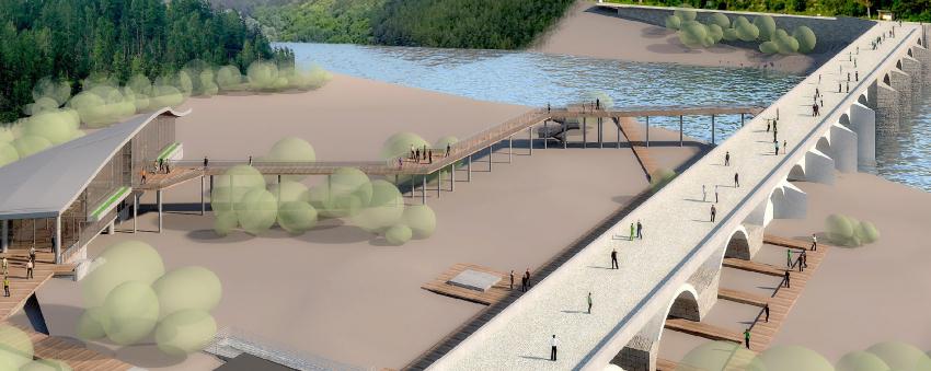 Преобразяват моста на Колю Фичето в Бяла с над 8 милиона лева /ВИДЕО/