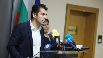 ВИДЕО: Вече официално: Кирил Петков и Асен Василев влизат в политиката