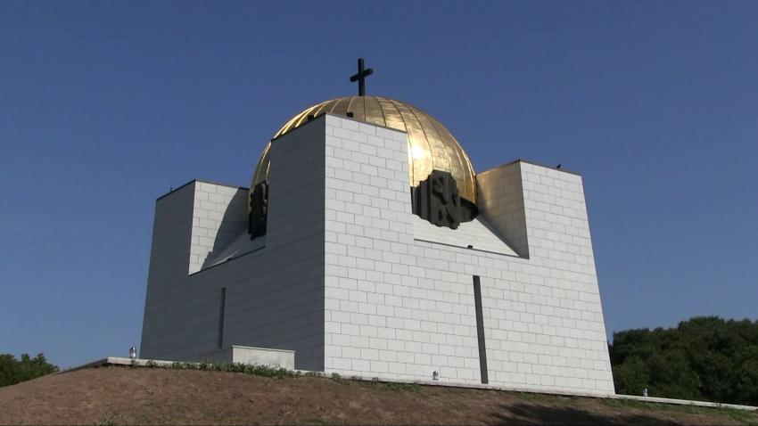 Обновеният Пантеон на възрожденците в Русе отваря врати за посетители в началото на октомври /ВИДЕО/