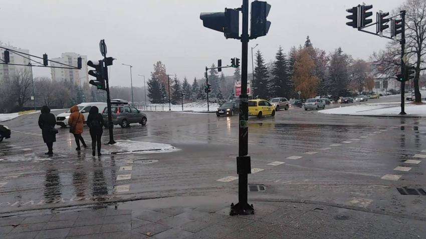 Пътищата в община Търговище са проходими /ВИДЕО/