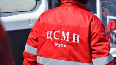 Мъж пострада тежко след катастрофа на пътя Русе - Разград, в района на Бъзън