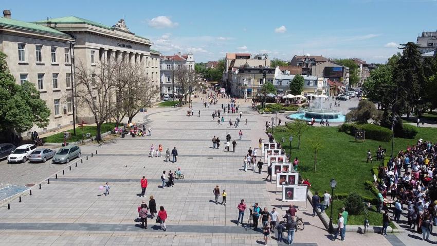 Демографска криза: Населението на Русе се топи /ВИДЕО/