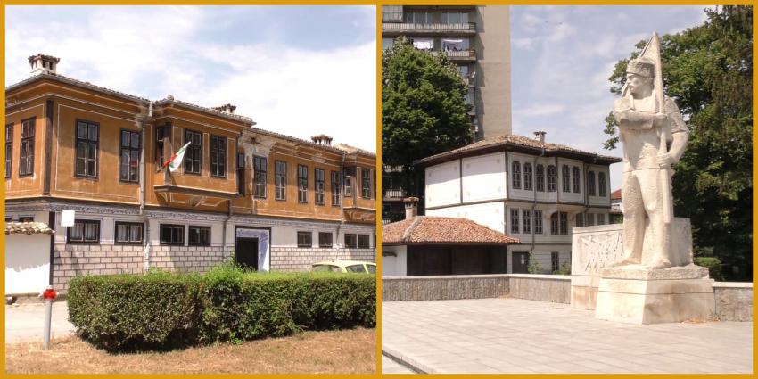 Започва подготовка за реставрация на две емблематични за Търговище къщи /ВИДЕО/