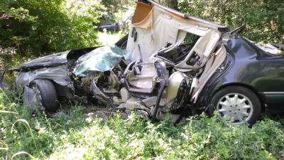 ВИДЕО: Две непълнолетни момчета загинаха след тежка катастрофа край Попово