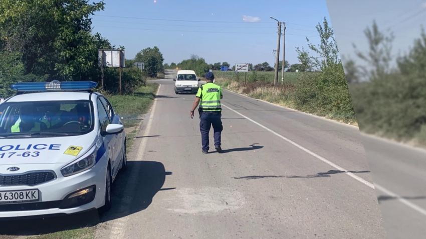 Двама задържани след полицейска операция в община Самуил /ВИДЕО/