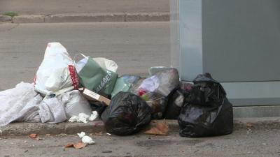 ВИДЕО: Община Бяла продава близо 225 тона сепариран отпадък на търг