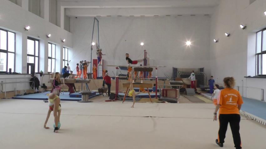 Залата за гимнастика в Търговище ще носи името на Христо Колев /ВИДЕО/