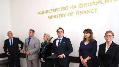 """Рокадите продължават: Отстраниха шефовете на НАП и Агенция """"Митници"""" /ВИДЕО/"""