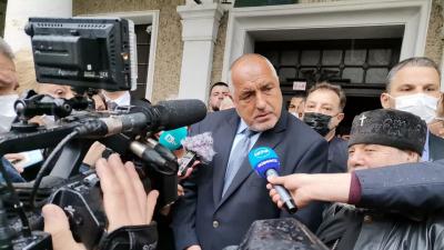 Бойко Борисов няма да е номинацията на ГЕРБ за премиер /ОБНОВЕНА, ВИДЕО/