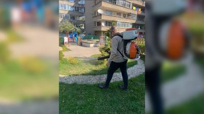 В Търговище започва пръскането на тревни площи против кърлежи
