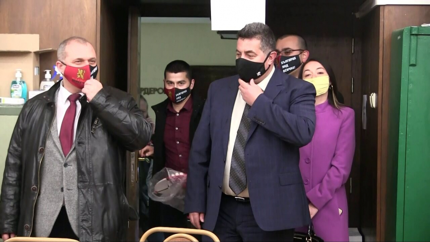ВМРО регистрира листата си за депутати в Русе /ВИДЕО/
