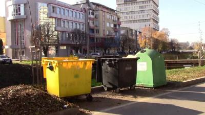 Община Разград отчита успешно изпълнение на програмата за разделно събиране на отпадъците /ВИДЕО/
