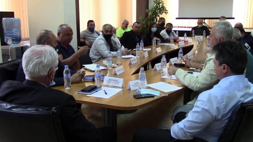 ВИДЕО: Ресорната комисия обсъди епизоотичната обстановка в област Разград