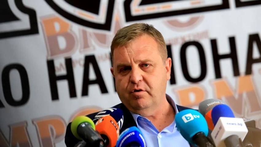 ВМРО предложи нова патриотична коалиция, базирана на ясни принципи /ВИДЕО/