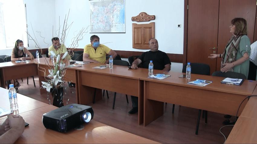 В Сливо поле се проведе поредно обучение по линия на Местната инициативна група