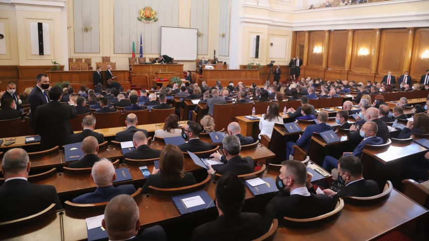 45-ото Народно събрание започна работа /РАЗШИРЕН РЕПОРТАЖ/