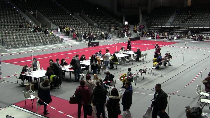 """ВИДЕО: Обработката на изборните протоколи в Русе отново ще бъде в """"ОЗК Арена"""""""