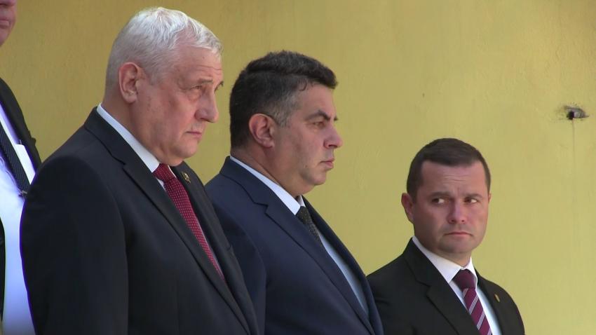 Началникът на политическия кабинет на Военното министерство - контактен на Пенчо Милков /ВИДЕО/
