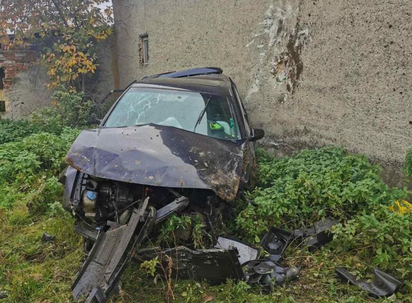 27-годишен мъж загина при катастрофа в Разградско