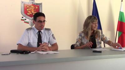 ПЛЮС + : Анализ на пътната обстановка в Разградско от началото на годината