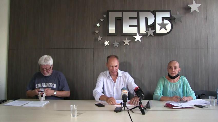 """Съветниците от ГЕРБ в Русе твърдо против новия данък """"МПС"""" /ВИДЕО/"""