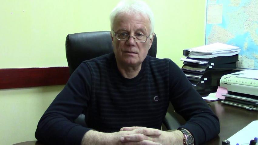 """Директорът на """"Паркстрой"""" - Разград: Целта ни е всяка година зацветените площи да се увеличават /ВИДЕО/"""