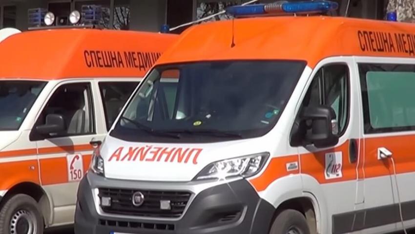 Жена е в болница след катастрофа на главния път София - Варна край Търговище