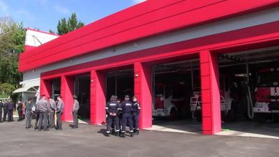 ВИДЕО: Приключи мащабният ремонт на Първа районна служба на пожарната в Русе